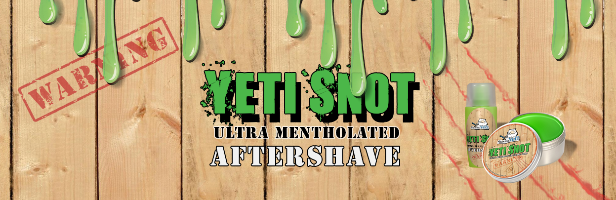 Yeti Snot Aftershave